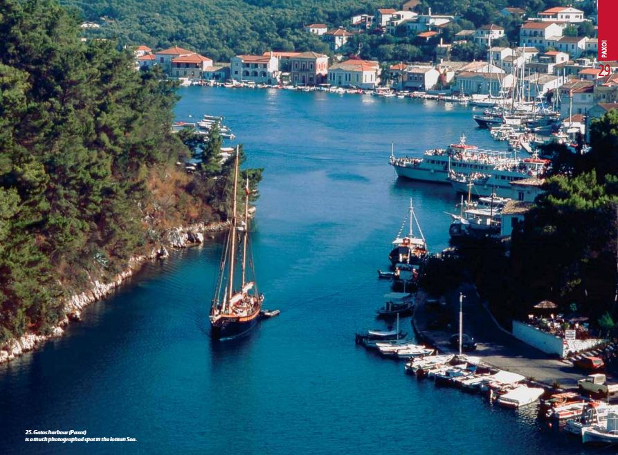 best-sailing-areas-europe-greece-ionian-islands