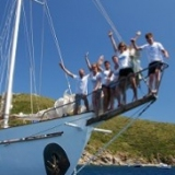 VEGA sailing