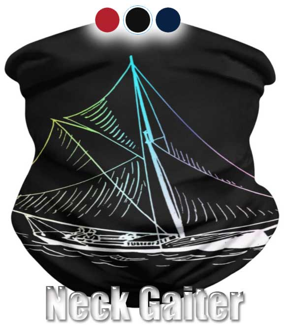 Neck Gaiter for Sailors