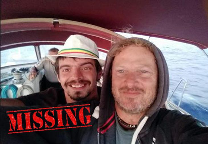 Yachties Missing