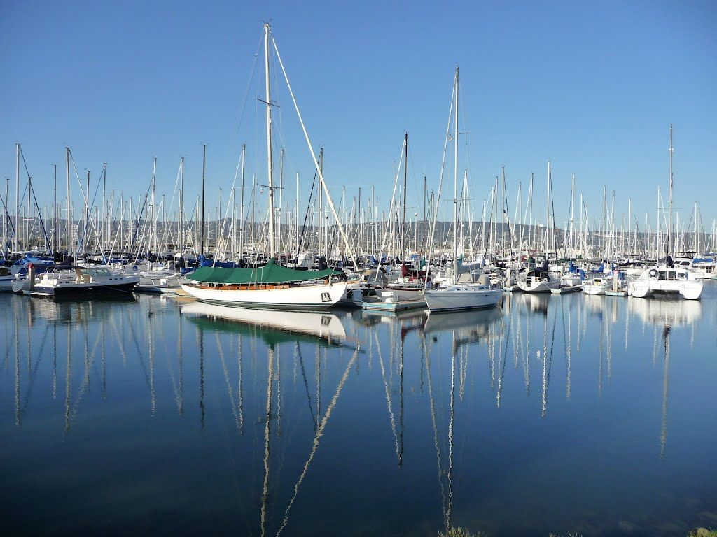 Illegally Parked Sailboats Towed Away