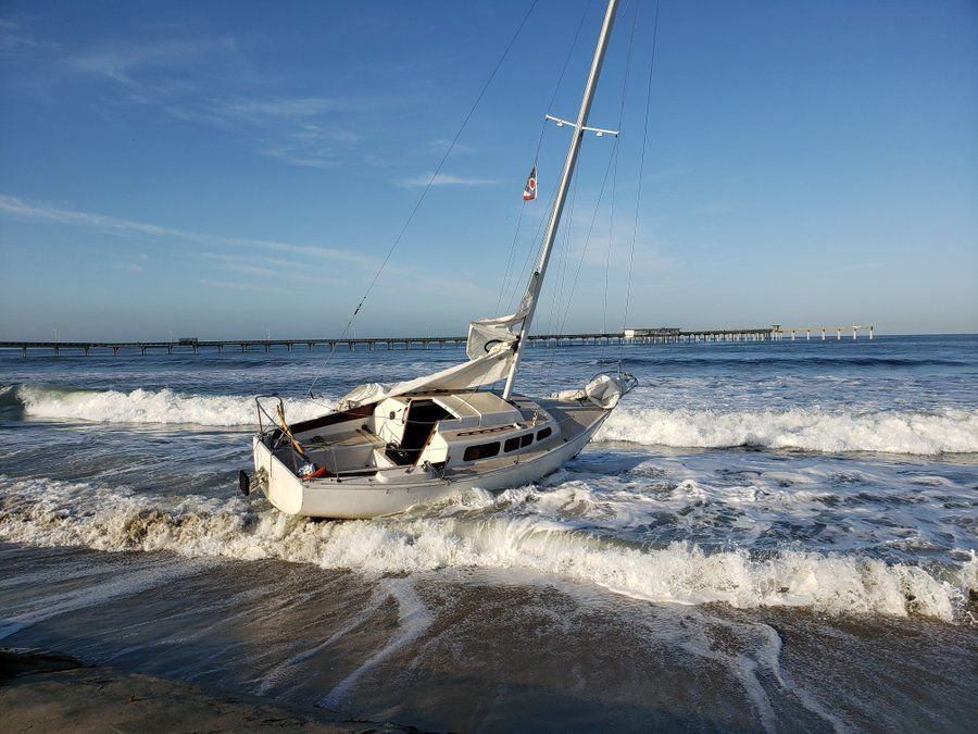 Sail sober': Owner arrested