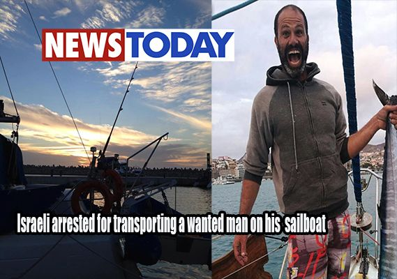 transporting wanted man on his sailboat