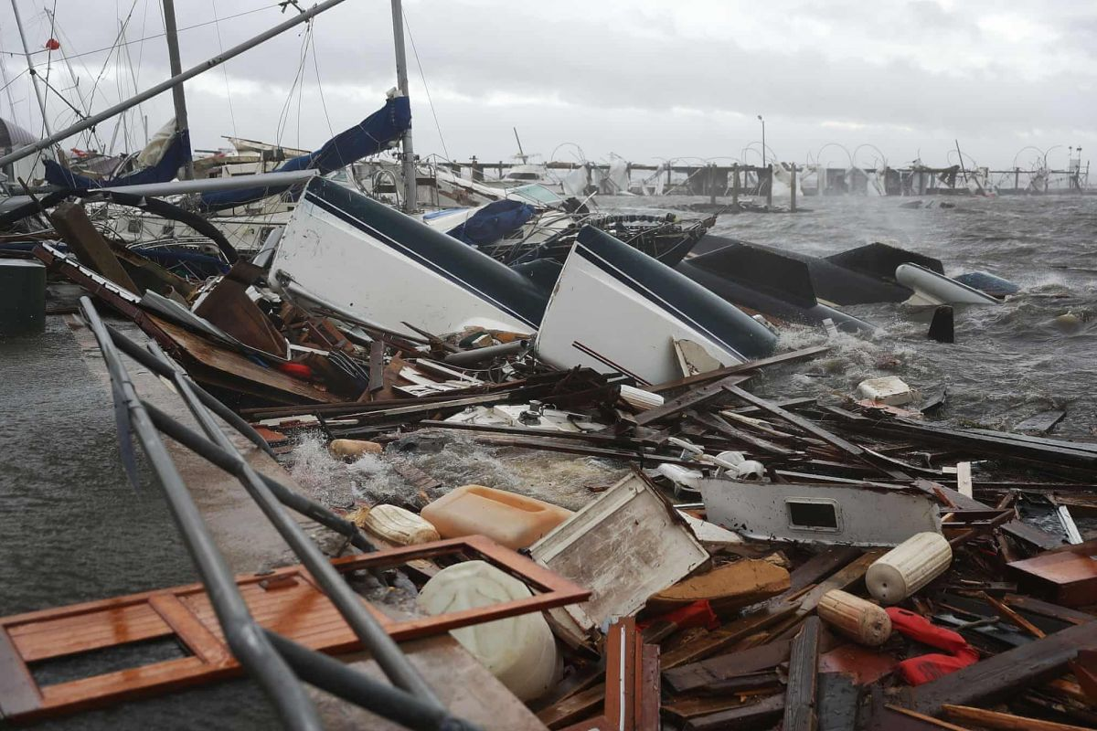 Hurricane Michael:  A glance at the boat damage | Photos-Videos |  - soSAILize.net