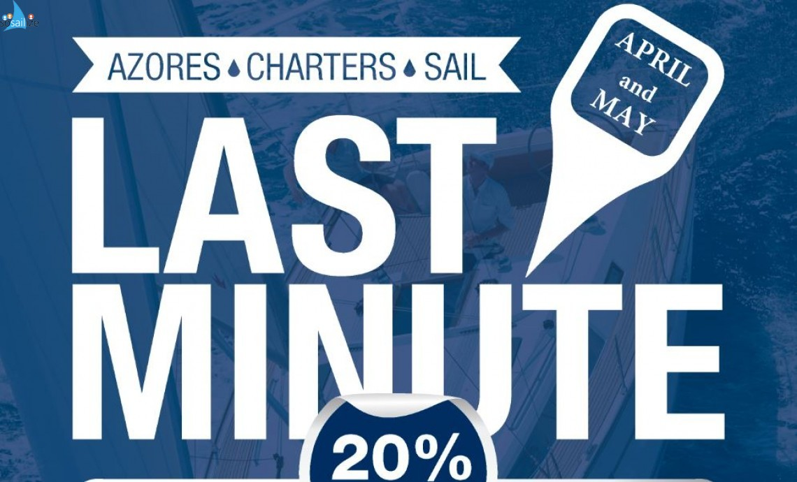 Pure Sail Last Minute Discount!