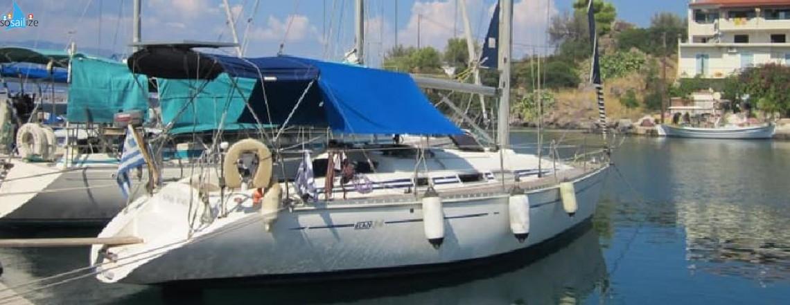 ELAN 34 for Sale, Greece