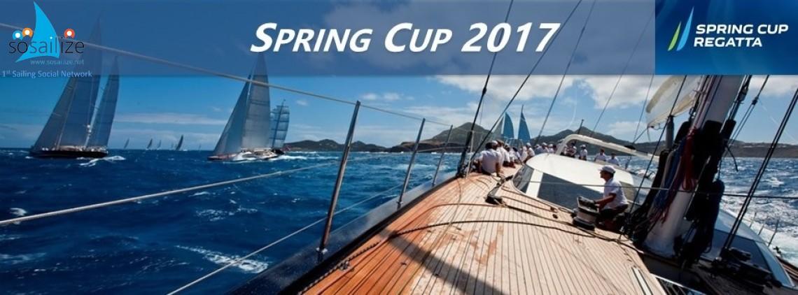 Spring Cup Sailing Regatta 2017 May 6 - 13, Saronic Gulf, Athens, Greece