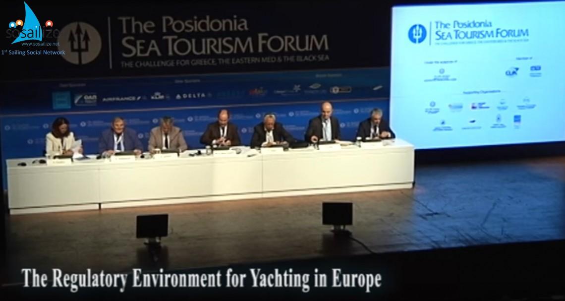 4th Posidonia Sea Tourism Forum 2017 May 23-24, Athens Greece