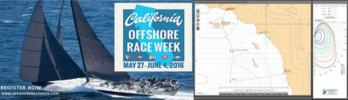 California Offshore Race Week - Sailing Event