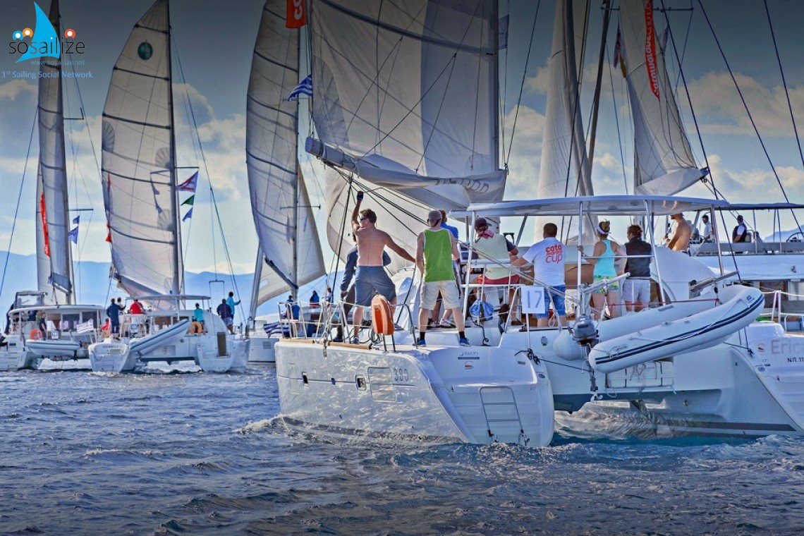 11th CATAMARANS CUP International Regatta, 2020 Oct 17-24, Saronic Gulf, Athens, Greece