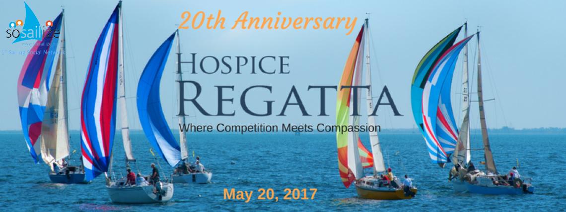20th Annual Hospice Regatta | Sailing Events