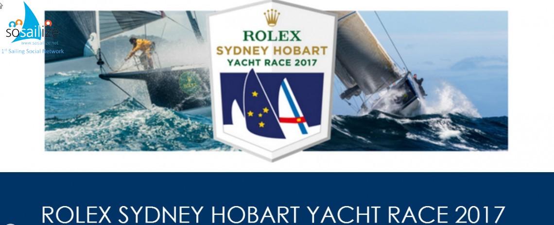 73rd Rolex Sydney Hobart Yacht Race, 2017
