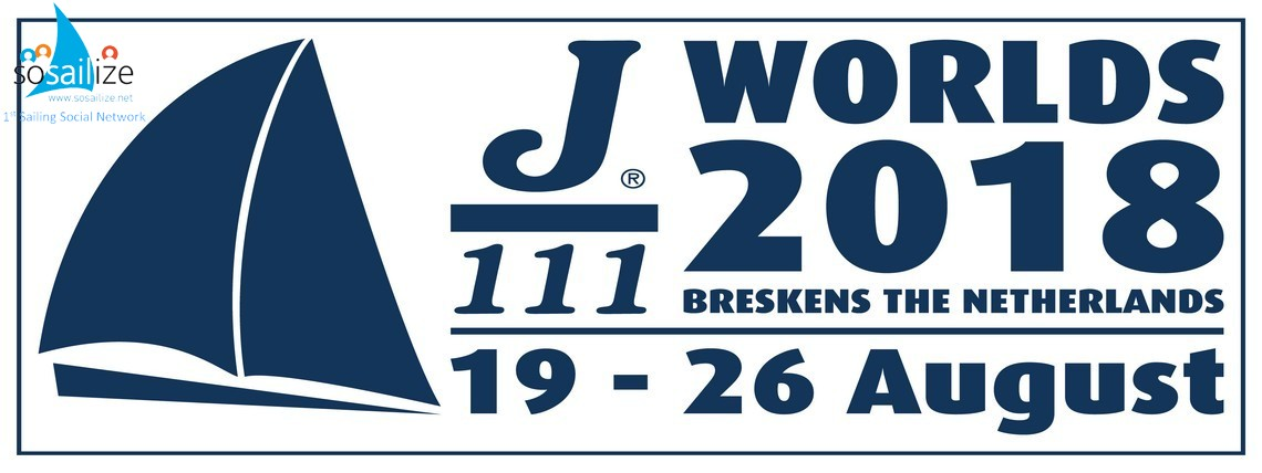 J111 WORLDS 2018 Aug 19-26 in Breskens, the Netherlands