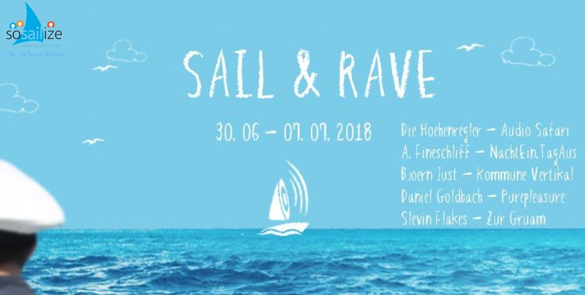 Sail & Rave 2018