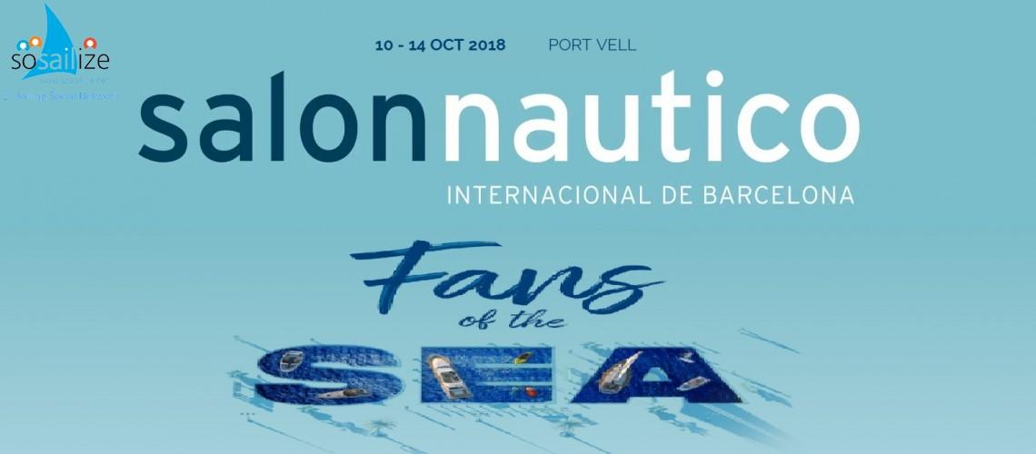 Barcelona Boat Show 2018 Oct 11-15, Fira de Barcelona, Spain
