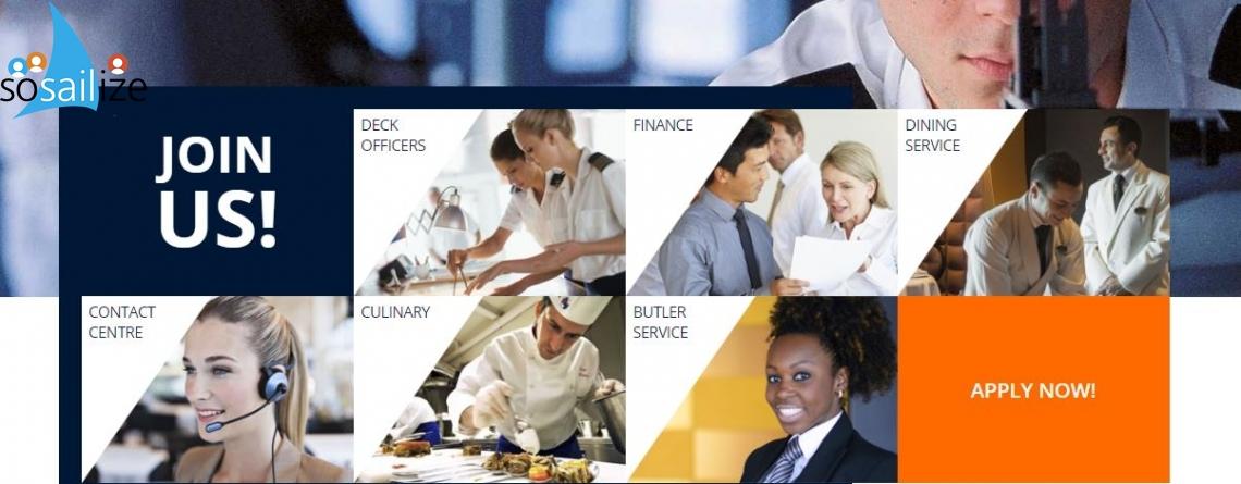 Msc Cruises UK Job Offer