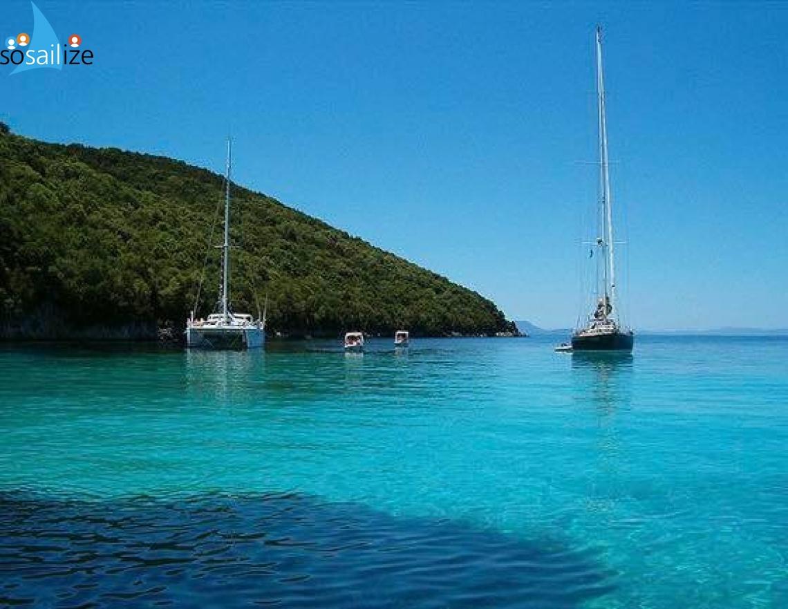ASA 101/103/104 sailing the Greek Islands