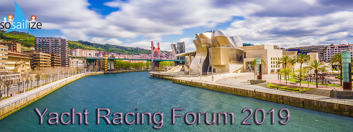 Yacht Racing Forum 2019  Bilbao, Spain.