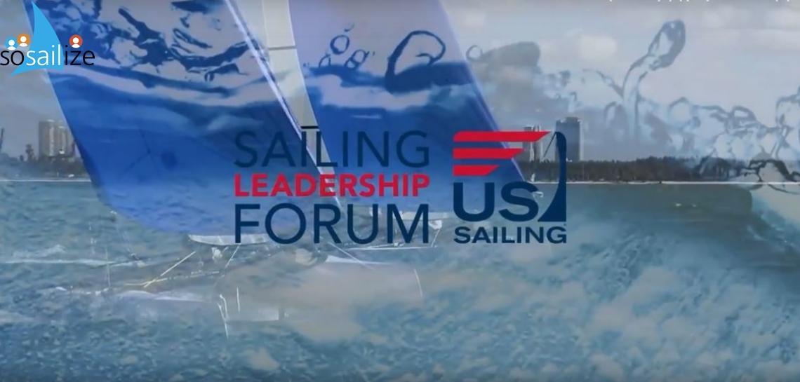US Sailing Leadership Forum 2020, 6-8 Feb, San Diego, CA