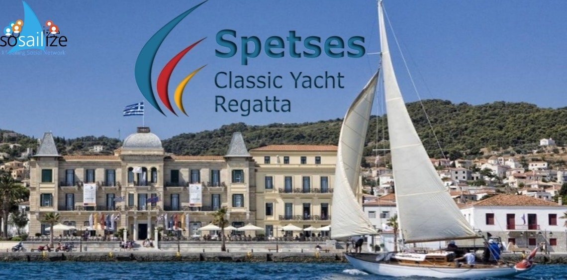 Spetses Classic Yacht Regatta 2019 Jun 27-30, Spetses island, Greece