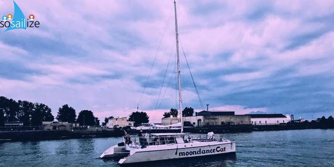 Live Music Sailboat Cruise Aboard The MoondanceCat