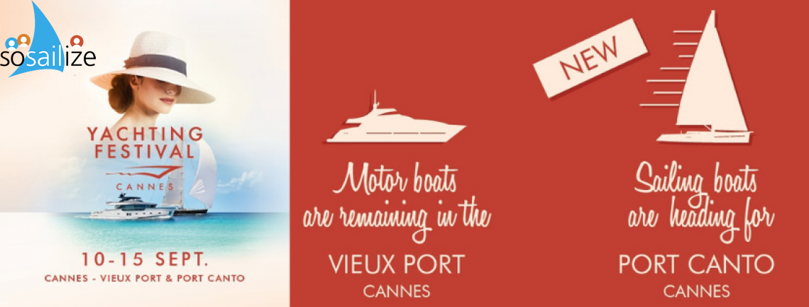 Cannes Yachting Festival, 2019 10-15 Sept, France