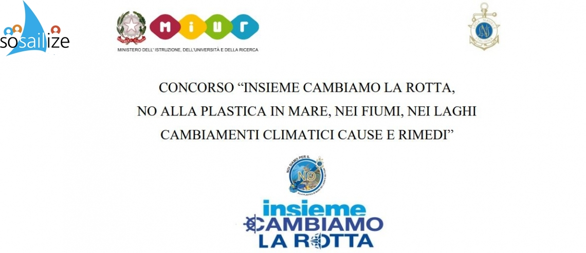 Free Sailing Courses for the winner of Italian National Competition for Students
