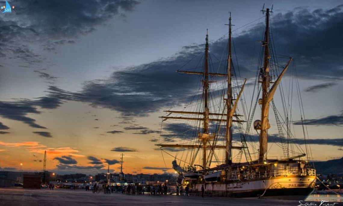 The Palinuro ship returns to Manfredonia!