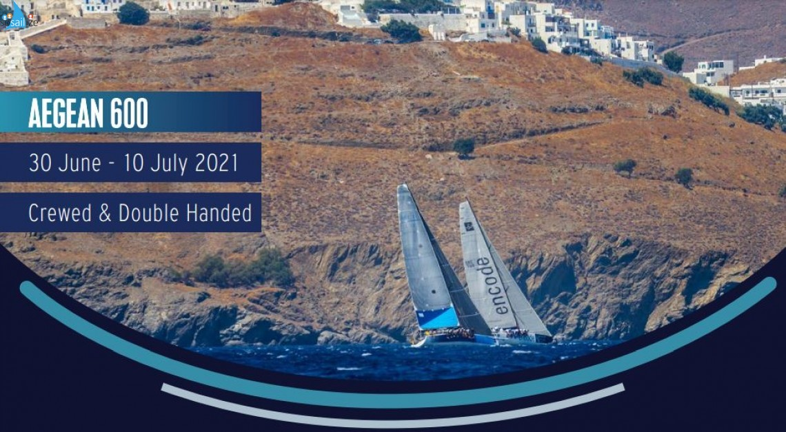 AEGEAN 600, 2021 Jun 30th - Jul 10th