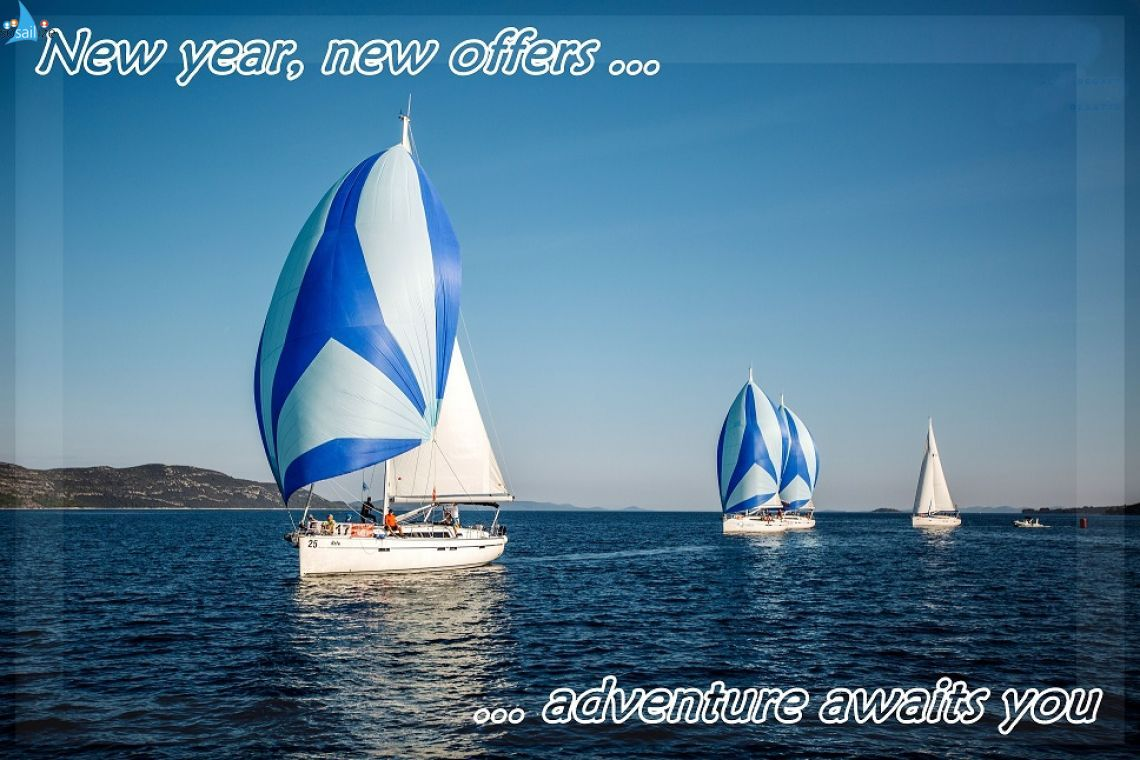 Adventure Charter welcomes 2021 with new offers and conditions!