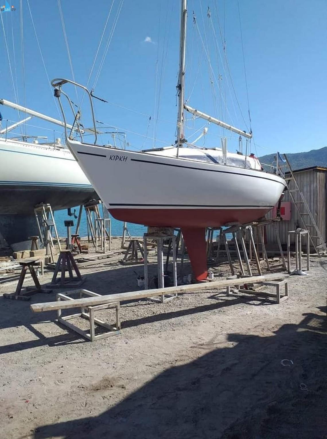 sailboat for sale, Aegean 234, Salamina island Greece.