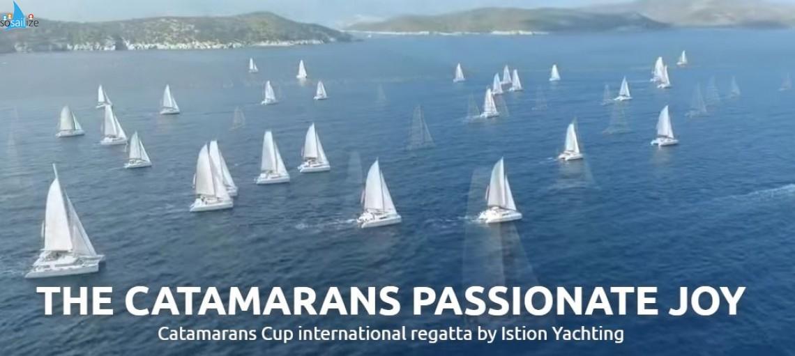11th CatamaransCup 2021 / 16-23 October 2021📣