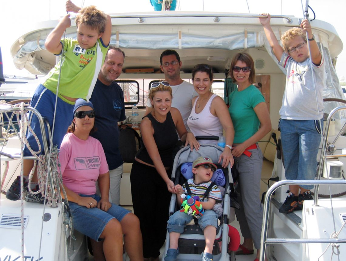 Disabled Access Sailing Holidays