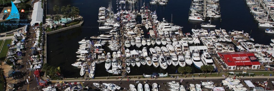 2016 St. Petersburg Power & Sailboat Show