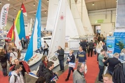 Hall 4 and Hall 5 – The sailing competence centre of the Austrian Boat Show<br />Sailing is the major theme of Halls 4 and 5. From Optimists to Star boats: everything there is to know about dinghies, catamarans, trimarans, sailing for beginners and professionals. For those who long for distant shores, charter experts will offer fulfilment and provide show visitors with information about dream tours – top locations, boats and people all the way to the South Seas.