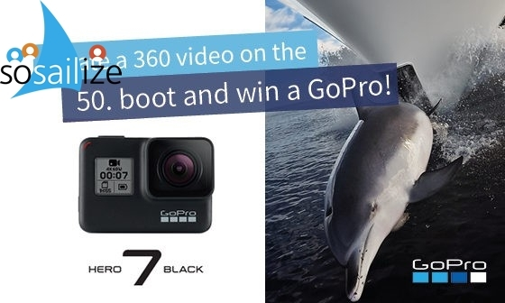 ++++++ Win a GoPro HERO7! +++++++During the boot from 19. to 27.1. at the north entrance, take a 360° video of yourself and post it as a comment under this post. With a little luck you will be the proud owner of this action cam after the fair 🍀Conditions of participation here 👉 https://goo.gl/JFmH19