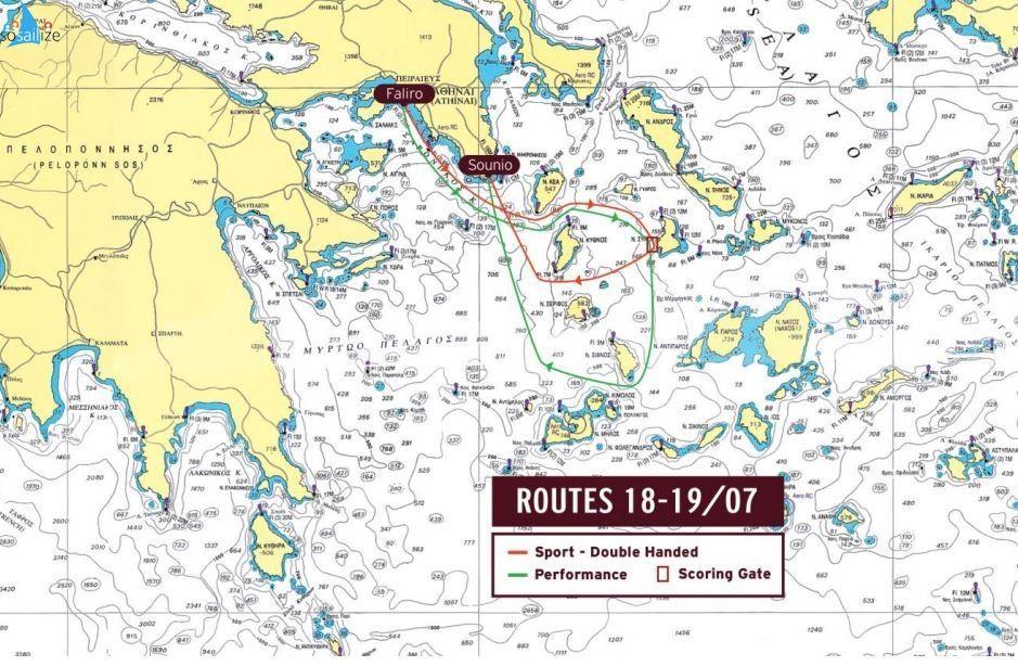 :mega::mega: New Routes due to Covid-19Αλλαγή σχεδιασμού του 57ου Ράλλυ Αιγαίου:pushpin: Οι κανόνες που θέσπισε η Διεθνής Ιστιοπλοϊκή Ομοσπονδία για την κατηγοριοποίηση των αγώνων ιστιοπλοΐας ανοικτής θαλάσσης σχετικά με τον κίνδυνο μετάδοσης του Covid-19 αλλά και ο κίνδυνος απομόνωσης των πληρωμάτων σε καραντίνα από πιθανό κρούσμα σε έναν σταθμό νησί, ανάγκασαν τον ΠΟΙΑΘ - HORC να τροποποιήσει τις ιστιοδρομίες του εφετινού αγώνα ως εξής::point_right: Η πρώτη ιστιοδρομία θα διεξαχθεί το Σάββατο 11 και την Κυριακή 12 Ιουλίου με ενδιάμεση βαθμολογική πόρτα.:point_right: Η δεύτερη ιστιοδρομία το Σάββατο 18 και την Κυριακή 19 Ιουλίου με ενδιάμεση βαθμολογική πόρτα.Το Δ.Σ. του #ΠΟΙΑΘ παρακάλεσε τους δημάρχους των νησιών Ικαρίας και Φολεγάνδρου να διαβιβάσουν την έκφραση λύπης προς τους νησιώτες και την προσδοκία του για μια μελλοντική επίσκεψη.#57aegeanrally - #horc - #sailing - #jotun - #jotunhellas