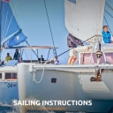 Instructions for the 11th Catamarans Cup 20211. RULESThe Event will be governed by the rules as defined in NOR 1.2. NOTICES TO COMPETITORSNotices to competitors will be posted online to all skippers.3. CHANGES TO SAILING INSTRUCTIONSAny change to the sailing instructions will be posted before 09.45 on the day it will take effect, except for any change to the schedule will be posted by 21.00 on the day before it will take effect.4. SCHEDULE16 October 10.00-19.00 Registration Alimos Marina20.00-TBC Opening Ceremony*17 October 8.00 – 09.00 Registration Alimos Marina08.45 Skippers briefing11.30- 1st Leg : Alimos – Kea                  Start at Vouliagmeni   30,0 n.m.**              TBC Prize giving*18 October 09.45 Skippers briefing11.00- 2nd Leg : Kea - Kythnos  17,50 n.m.**              TBC  Prize giving* 19 October 09.45 Skippers briefing11.00- 3rd Leg : Kythnos - Hydra 38,0 n.m.**20 October 10.15 Skippers briefing11.30- 4th Leg: Hydra – Poros 10,0 n.m.20.30 TBC, Final Prize giving & Closing Ceremony**Side events & competitions subject to COVID-19 restrictions.**The aforementioned distance refers to the races' distance5. CLASS FLAGThe boats will be divided in 2 classes.Class FlagsClass Α : BLUE flagClass Β : YELLOW flagThe boats are obliged to display their Class flag on the backstay during the entire Event duration.