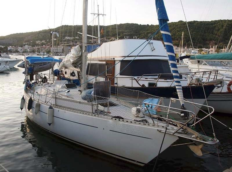 My boat is for sale. While I haven't published any add yet, you can message me for full details. She is a ready to untie the lines and leave for extended cruising, a good liveaboard 36' sloop, very well equipped with redundancy on much equipment, such as autopilots, AIS, radios etc. Just completed a 5000 nm voyage from Spain to Puerto Rico and a survey is available. Comfortable, safe and quite fast at around +140 miles/day. Complete sailplan and quality equipment with a collision proofed bow. Yanmar 40cv engine with only 1900 hours. This boat has been with me quite a while now and has always been upgraded and taken good care of, since I liveaboard 3 to 4 months every year. She is a great bluewater liveaboard. Needs some cosmetic care, that's all...you won't need to add anything to go sail your dream. Now based in Puerto Rico