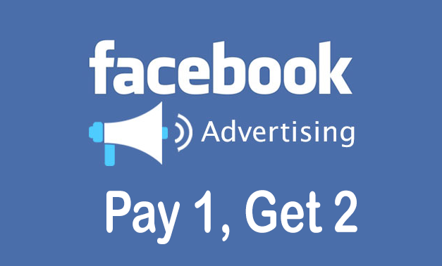 media kit facebook pay one get two