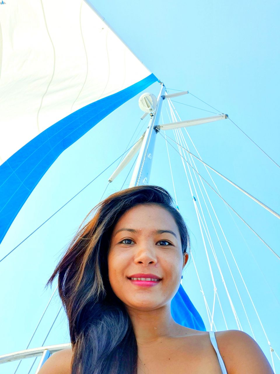Sailing back to Mam-on Island, Siargao.. :smiley:
