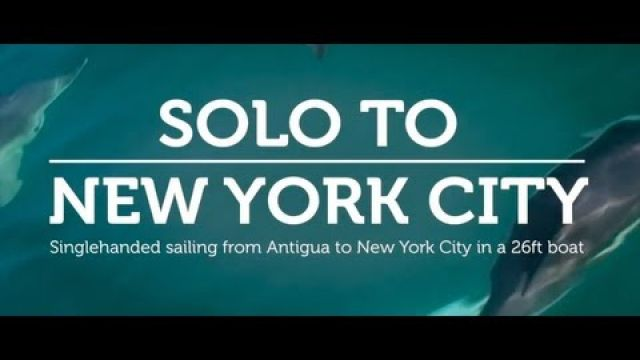 Solo to New York City [complete]