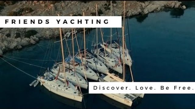 FRIENDS YACHTING - Sailing Holidays