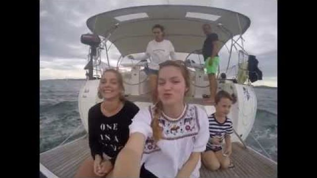 Sailing Croatia August 2016