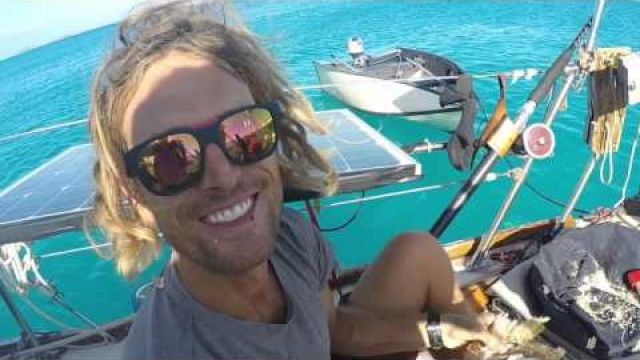 Sailing Solo Across the Pacific Part I HD