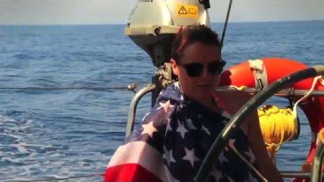 Sailing from Marina di Ragusa in Sicily Malta with Invictus Sicily - Holiday 2015
