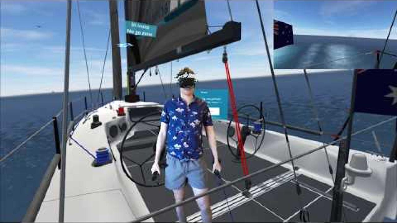 Big Breezy Boat VR: HMS SASSYPANTS