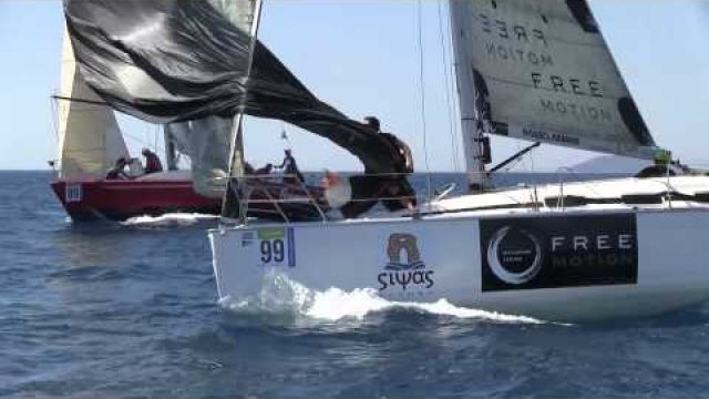 Aegean Regatta 2015 - 3η Ημέρα