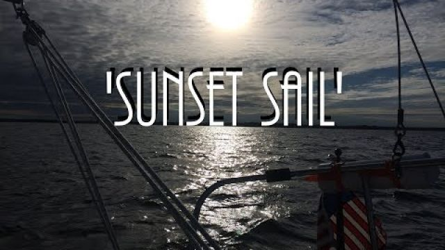 138: Sunset Sail - Empty Nest Sailing