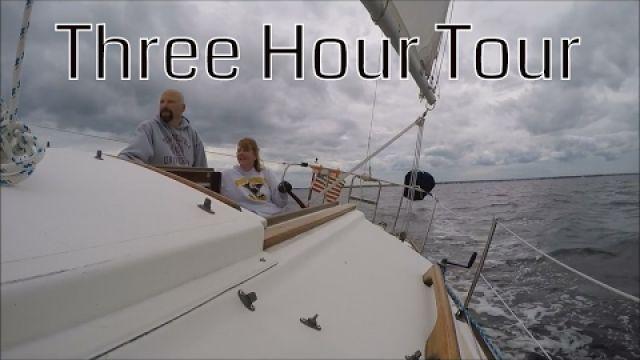 133: Three Hour Tour Sail - Empty Nest Sailing